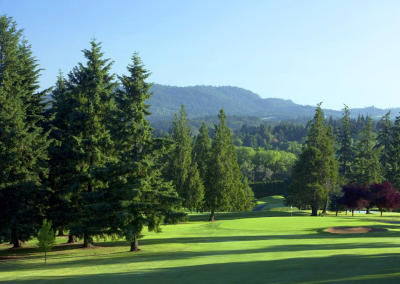 home page image 16th hole Corvallis Club